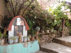 Huacaybamba jadin en casa