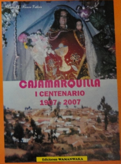 Libro Cajamarqui