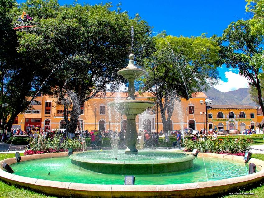 Plaza de Armas de Huánuco de huanuco